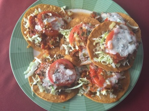 Honduran Enchiladas