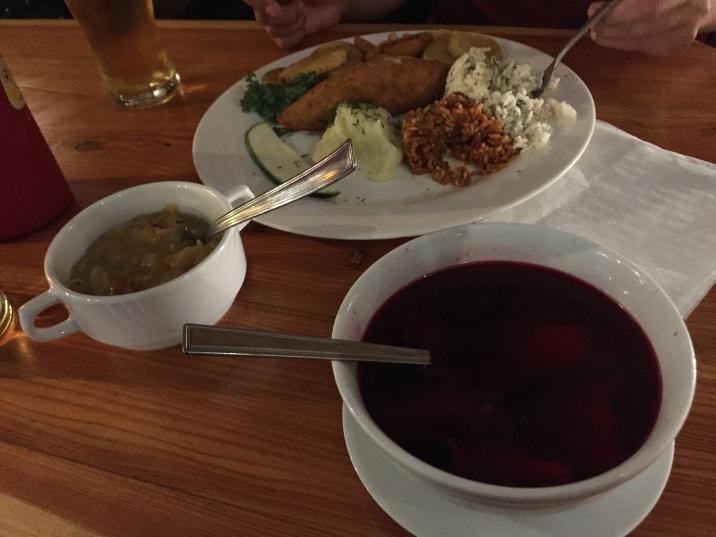 Barszcz - Polish Beetroot Soup