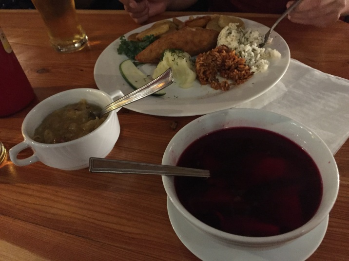Barszcz - Polish Beetroot Soup