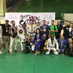 My jiu-jitsu competition in Bangkok Thailand!