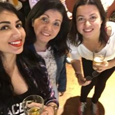 Stephanie, mom and Kimberly!